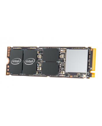 Intel 760p 512 GB - M.2 22 x 80mm, PCIe NVMe 3.1 x4
