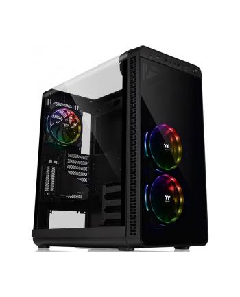 Thermaltake View 37 RGB Plus - black window