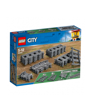 LEGO City Rails - 60205