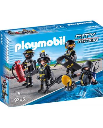PLAYMOBIL 9365 SEK Team