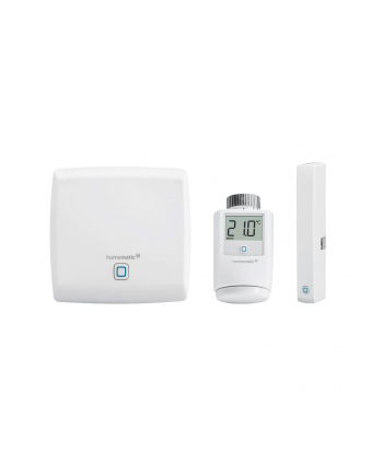 Homematic IP starter set room climate XL, complete package