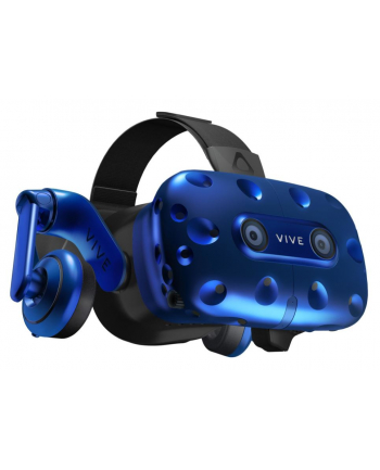 HTC Vive Pro + Starter Kit + Controller + Base Station - 99HANW017-00