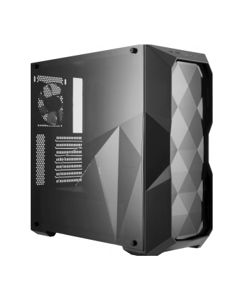 Cooler Master MasterBox TD500L - black window