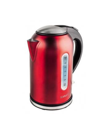 Czajnik Scarlett SC-EK21S56 | 1,8L czerwony