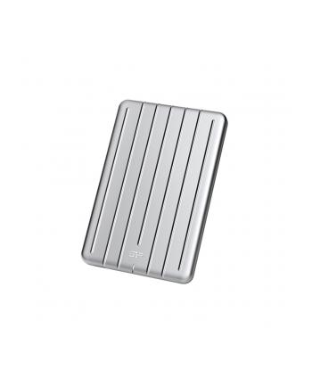 Silicon Power Dysk zewnętrzny Bolt B75 480GB USB 3.1 Srebny