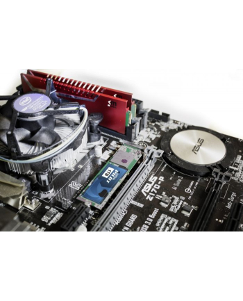 Mushkin Pilot 500 GB SSD - PCIe Gen3 x4 NVMe 1.2, M.2 2280