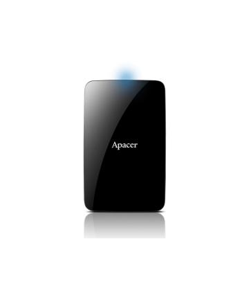 Dysk zewnętrzny Apacer AC233 2.5'' 4TB USB 3.1, Czarny