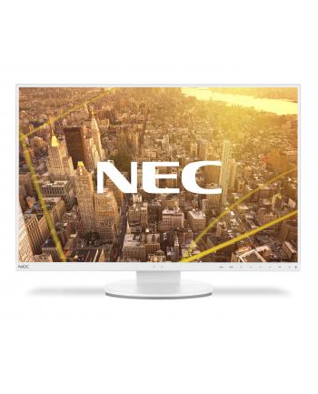 Monitor NEC EA245WMi-2 24inch, IPS, DVI/HDMI/USB/DP/D-SUB, głośniki, biały