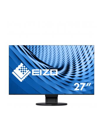 EIZO FlexScan EV2785 - 27 - LED - HDMI, DIsplayPort, USB-C - black