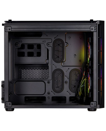 Corsair Crystal 280X TG RGB - black window