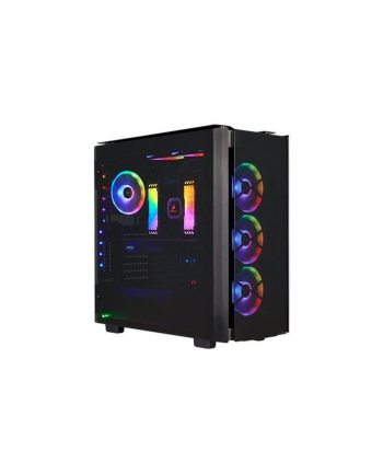 Corsair Obsidian 500D RGB SE - black window