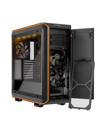 be quiet! DARK BASE PRO 900 rev.2 - black/orange window
