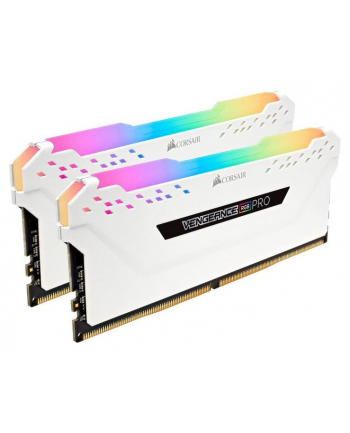 Corsair DDR4 32 GB 2666-CL16 - Quad-Kit - Vengeance RGB PRO White