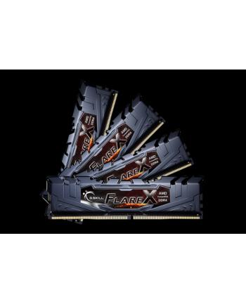 G.Skill DDR4 64 GB 2933-CL14 Flare X - Quad-Kit