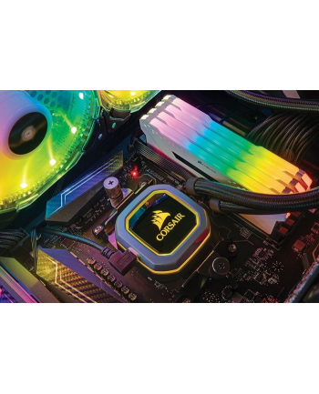 Corsair DDR4 32 GB 3000-CL15 - Quad-Kit - Vengeance RGB PRO White