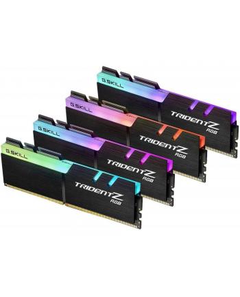 G.Skill DDR4 64 GB 3000-CL16 Trident Z RGB - Quad-Kit