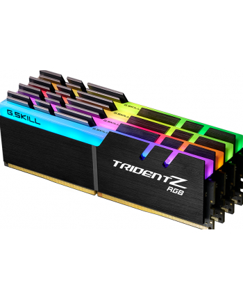 G.Skill DDR4 32 GB 3200-CL16 Trident Z RGB - Quad-Kit