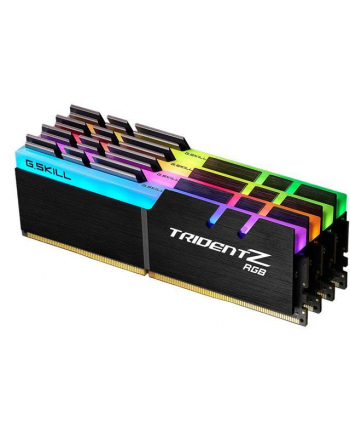 G.Skill DDR4 64 GB 3200-CL16 Trident Z RGB - Quad-Kit