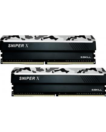 G.Skill DDR4 32 GB 3600-CL19 Sniper X - Dual-Kit