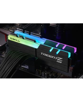 G.Skill DDR4 16 GB 4000-CL17 Trident Z RGB Black - Dual-Kit