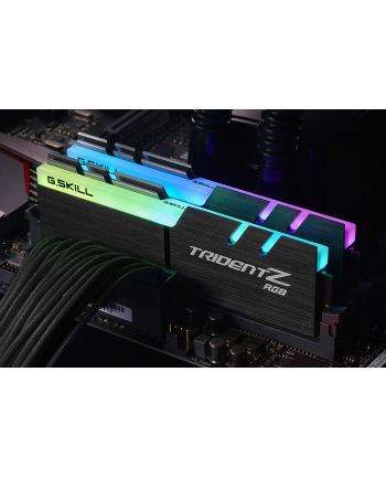 G.Skill DDR4 16 GB 4000-CL17 Trident Z RGB Black - Dual-Kit