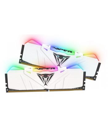 Patriot Viper RGB DDR4 16GB DUAL KIT (2x8GB) 3000Mhz CL15, BIAŁY