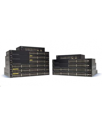 cisco systems Cisco SG350-52MP 52-port Gigabit Max-PoE Managed Switch