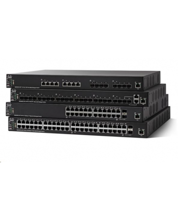 cisco systems Cisco SG550X-24MPP 24-port Gigabit PoE Stackable Switch