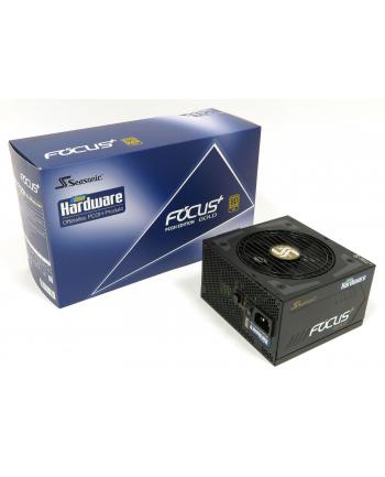 Seasonic FOCUS Plus PCGH 550 Gold - 80Plus Gold