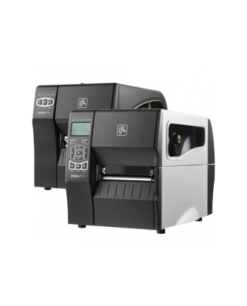 zebra DT Printer ZT230, 203 dpi, Euro and UK cord, Serial, USB, Parallel