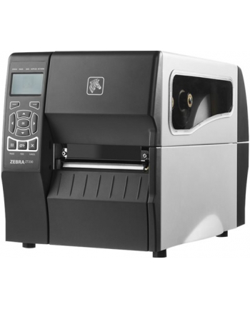 zebra DT Printer ZT230, 203 dpi, Euro and UK cord, Serial, USB, Parallel