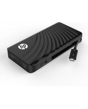 HP Dysk zewnętrzny SSD P800 256GB, 2400/1200 MB/s, Thunderbolt 3 Type-C