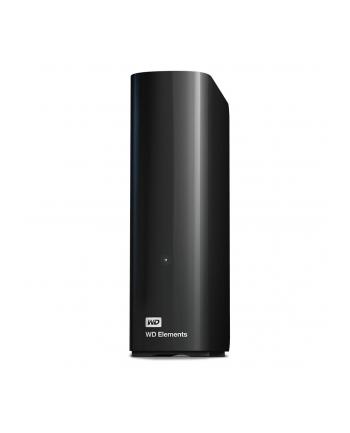 western digital Dysk zewnętrzny WD Elements Desktop, 3.5'', 8TB, USB 3.0, czarny