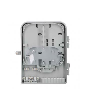 EXTRALINK EMMA V2 16 CORE FIBER OPTIC TERMINAL BOX WHITE MID-SPAN