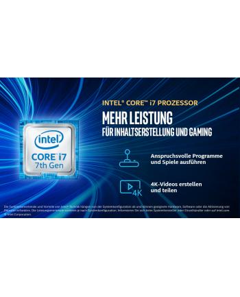 ZOTAC ZBOX QK7P5000, Intel i7-7700T,2x DDR4. Sodimm, M2 SSD ,2,5'' SATAIII