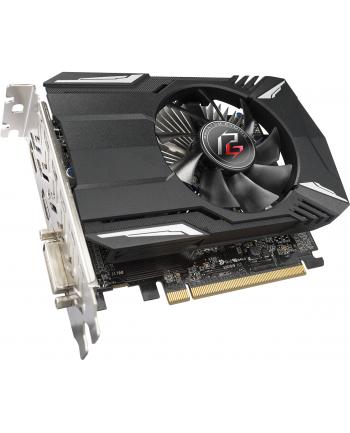 ASRock Phantom Gaming Radeon RX550 2G, 2GB, 1100 MHz, 6Gbps, DVI, DP, HDMI, DVI