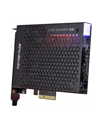 aver media AVerMedia Rejestrator obrazu Live Gamer 4K GC573 RGB, PCI-E, 4Kp60 HDR
