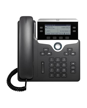 cisco systems Cisco IP Phone 7841 with Multiplatform Phone firmware