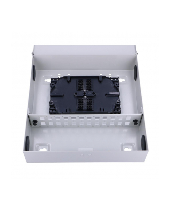 EXTRALINK FAIRY 24 CORE FIBER OPTIC DISTRIBUTION METAL CABINET