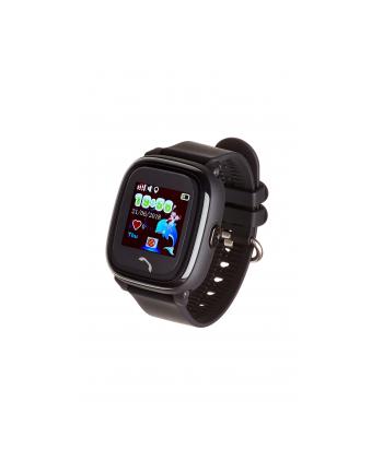 Smartwatch, Zegarek Garett Kids4 Czarny