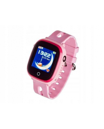 Smartwatch, Zegarek Garett Kids Happy Różowy