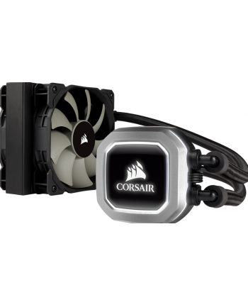 Corsair chłodzenie wodne Hydro Series H75, 120mm fan, 31.4 dB(A)