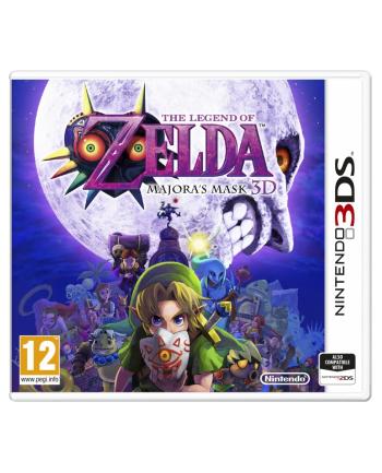 nintendo 3DS The Legend of Zelda: Majora's Mask