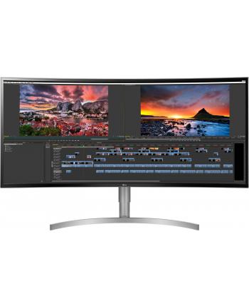 LG Monitor LCD 38WK95C-W 38'', 3840 x 1600, IPS,  HDMI, DP, USB
