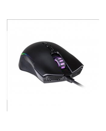 cooler master europe b.v. Cooler Master mysz gamingowa CM310, 10000 DPI, RGB, czarna