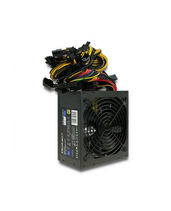 Qoltec Zasilacz ATX 1000W | 80 Plus Gold | Bitcoin Miner