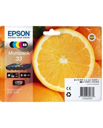 Claria Premium Multipack Epson 4-colour 33XL