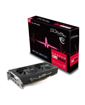 SAPPHIRE PULSE RADEON RX 580 8G GDDR5 DUAL HDMI/DVI-D / DUAL DP OC W/BP (UEFI)*