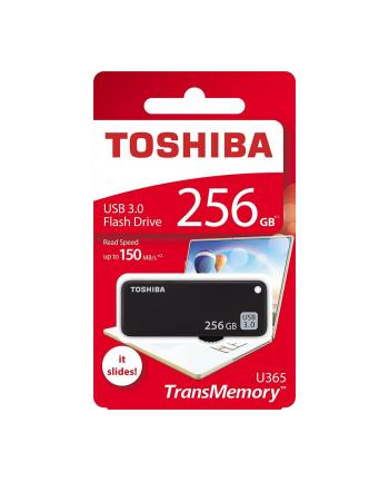 Toshiba Pamieć USB U365 256GB USB 3.0 Czarna