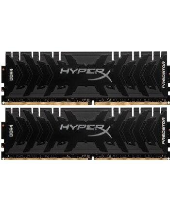 Kingston HyperX Predator 2x8GB 3000MHz DDR4 DIMM CL15 - black*